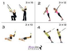 trx workouts for women - Google Search