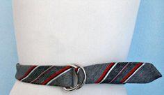 Tie Belt | 12 Ways to Wear a Tie