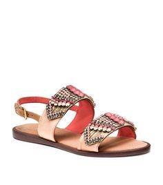 Tanner Flat Sandal | Womens Sandals | ToryBurch.com