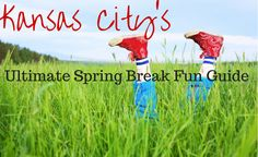 It's time to plan for Spring Break in Kansas City. This is your guide to camps, classes, and Special Spring Break Programs!