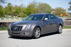2012CadillacCTS-V Review By Mike Hanley