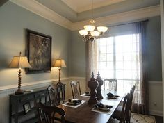 Dining Room in Grace Magnolias in Spanish Fort, Alabama