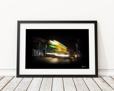 A photo assignment I did for Dublin Bus Digital Wall, Custom Wall, Green Bay Packers, Poster Wall, Wall Prints, Dublin, My Etsy Shop, Typography Design, Frame