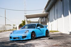 Mexico Blue GT3