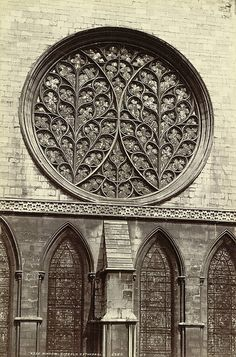 "All sizes | ""The Bishop's Eye."" Rose Window, Lincoln Cathedral 