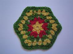 Ravelry: granny six-peaks pattern by Teresa Alvarez