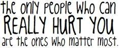 Because it's true..
