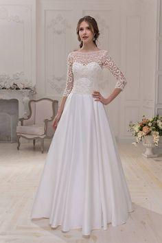 Wedding Dress Hochzeitskleid Brautkleid BRENDA