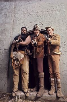 Pictures & Photos from Daniel Boone (TV Series 1964–1970) - IMDb - Jimmy Dean, Rosey Grier & Fess Parker