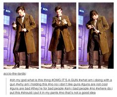 reasons i love the Eleventh Doctor