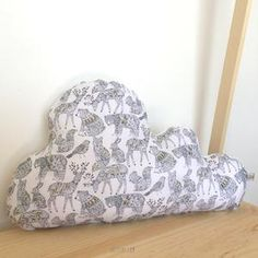 Coussin Nuage - Collection Winter
