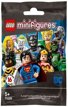 LEGO SUPER HEROES DC // MARVEL MINIFIGURES .. CHOOSE YOUR FIGURE GENUINE