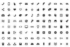 Extended Entypo glyph set, free icons.
