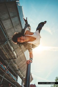 Photograph Simon Nogueira French Freerunner by Kiattikhoun Limmany on 500px