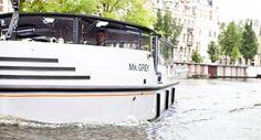 Mr Grey 30 pers. schip Mr Grey 30 pers ship Mr Grey 30 pers ship Mr Grey 30 pers ship - Mokumboot - sloepverhuur Amsterdam