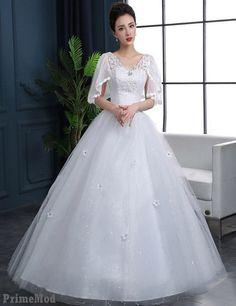 A-Line Wedding Dresses Style   Trends Wedding Dresses For Girls ef8e92c2496e