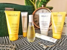 decleor skincare range