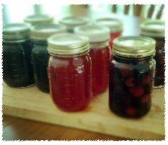 Double Duty: Rhubarb (Syrup + Preserve)   Snowflake Kitchen