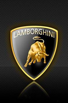 Lamborghini logo eps pdf car and motorcycle logos - Wandtattoo ferrari ...