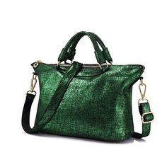 Genuine Leather Tote Bag-Black 1ebd4d008f713