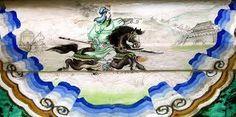 Tambien llamado Guan Yu fue un general de la milicia bajo el mando de Liu Bei durante la dinastía Han tardía del Este y el Período de los Tres Reinos de la antigua China.