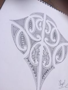 Maori Designs, Maori Art, Art Drawings Sketches, Drawing Techniques, Tattoo Art, Henna, Tatting, Tattoo Ideas, Makeup