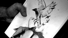 Oscar drawing