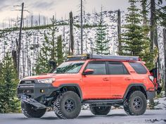 Expect new levels of innovation and legendary reliability from Toyota SUV models. See which luxury Toyota SUV has redefined Toyota 4x4, Toyota Girl, Toyota Trucks, Suv Trucks, Suv Cars, Toyota Suv Models, Toyota Forerunner, Toyota 4runner Trd, Best Classic Cars