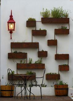 Patio Wall Decor Ideas New Patio Wall Pots Design Decor – wall decor inspiration