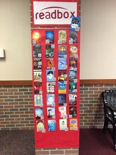 Twitter / ClayTrojans: How clever! Scan the QR code for a book trailer ...