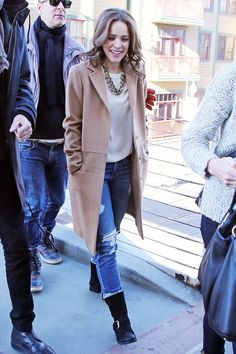 Chic winter outfit ideas from your favorite celebs