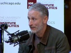"""Stewart said. """"And at some level, and I'll lay the blame then on the Democrats. The door is open to an asshole like Donald Trump because the Democrats haven't done enough to show to people that government that can be effective for people, can be efficient for people.""""    Jon Stewart thinks Democrats hold some level of responsibility for the rise of Donald Trump to..."""