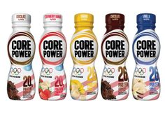 We try Core Power, the official protein drink of the 2014 #Olympics.