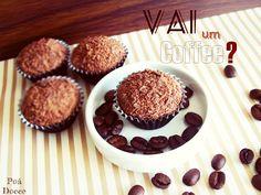 Brigadeiro Coffee - Delicioso brigadeiro de café e chocolate ao leite! Uma perdição para que ama coffee!
