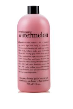 the best thing in a bottle ever.