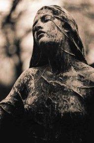Cemetary Statuary please forgive ... angel