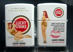 I want this SO badly! Cool Lighters, Cigar Lighters, Cigarette Girl, Coffee And Cigarettes, Light My Fire, Zippo Lighter, Fire Starters, Pin Up Girls, Cool Stuff