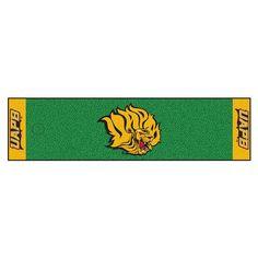 Arkansas Pine Bluff Golden Lions NCAA Putting Green Runner (18x72)