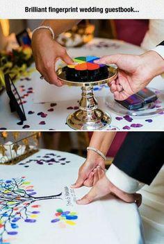 Wedding unique