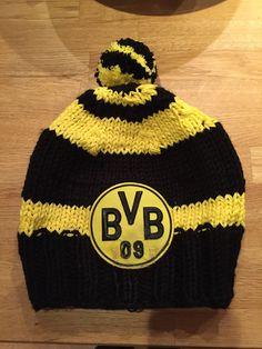 Strickmütze BVB