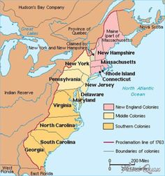 Manufacturing in the First English Colonies - http://travelquaz.com/manufacturing-first-english-colonies.html
