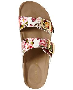 1f9f313b51dd99 Madden Girl Brando Footbed Sandals - Sandals - Shoes - Macy s Sandals  Outfit Summer