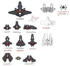 Spaceship Art, Spaceship Design, Spaceship Concept, Robot Concept Art, Game Design, Alien Games, Sketchbook Prompts, Pixel Art Background, Mass Effect Art