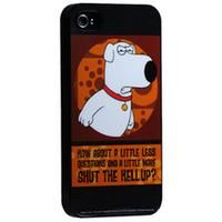 Family Guy Hard Case for iPhone 4 & 4S in Little Print