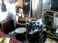 Yo de baterista
