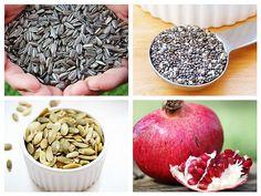 Mâncați zilnic SEMINȚE - au beneficii incredibile! | La Taifas