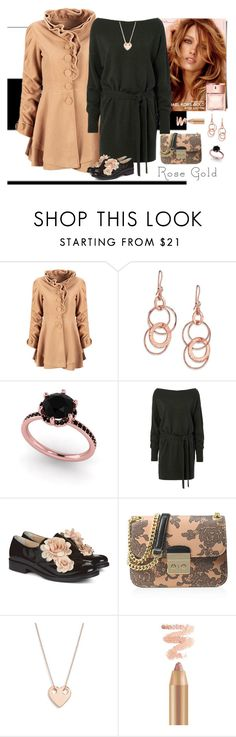 """""""Rose Gold Jewelry"""" by lence-59 ❤ liked on Polyvore featuring Michael Kors, WithChic, Ippolita, Exclusive for Intermix, Pokemaoke, MICHAEL Michael Kors, Ginette NY and rosegold"""