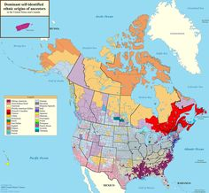 US States And Canadian Provincesterritories By Human Development - Map of canada provinces and us states