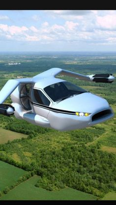 I hope this becomes affordable in my lifetime. #FLYINGCAR