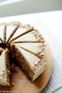 Pie Cake, No Bake Cake, Baking Recipes, Cake Recipes, Peanut Cake, Baking Bad, Sweet Bakery, Classic Cake, Different Cakes